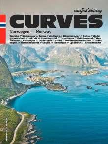 Stefan Bogner: CURVES 17. Norwegen, Buch