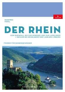 Manfred Fenzl: Der Rhein, Buch