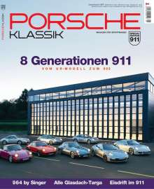 Porsche Klassik Sonderheft - Acht Generationen 911, Buch