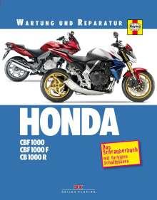 Matthew Coombs: Honda Cbf 1000 / Cb 1000 R, Buch