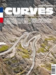 Stefan Bogner: CURVES 1. Frankreich, Buch
