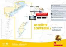 Sportbootkarten Satz 12: Ostküste Schweden 2 (Ausgabe 2020/2021), Diverse
