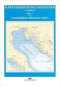 Berichtigung Sportbootkarten Satz 7: Adria 1 (Ausgabe 2020), Diverse