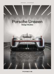Stefan Bogner: Porsche Unseen, Buch