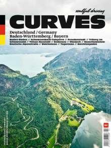 Stefan Bogner: CURVES 13. Deutschland / Germany, Buch