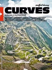 Stefan Bogner: CURVES Schweiz, Buch
