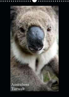 Martin Wasilewski: Australiens Tierwelt (Wandkalender 2020 DIN A3 hoch), Diverse