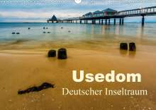 Martin Wasilewski: Usedom - Deutscher Inseltraum (Wandkalender 2020 DIN A3 quer), Diverse