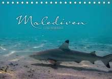 Clave Rodriguez Photography: Unterwasserwelt der Malediven I (Tischkalender 2020 DIN A5 quer), Diverse
