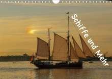 Christian Lux: Schiffe und Mehr (Wandkalender 2020 DIN A4 quer), Diverse