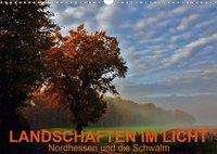 Lutz Klapp: Landschaften im Licht - Nordhessen und die Schwalm (Wandkalender 2020 DIN A3 quer), Diverse
