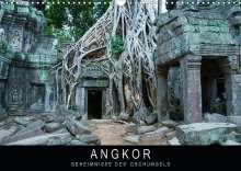 Stephan Knödler www. stephanknoedler. de: Angkor - Geheimnisse des Dschungels (Wandkalender 2020 DIN A3 quer), Diverse
