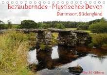 Ilse M. Gibson: Bezauberndes - Mystisches Devon Dartmoor, Südengland (Tischkalender 2020 DIN A5 quer), Diverse