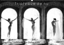 Stefan Weis: Triptyque de nu - Sinnliche Tryptichons (Wandkalender 2020 DIN A2 quer), Diverse