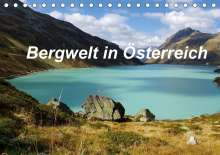 Tanja Riedel: Bergwelt in Österreich (Tischkalender 2020 DIN A5 quer), Diverse