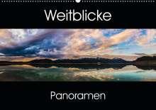 Martin Wasilewski: Weitblicke - Panoramen (Wandkalender 2020 DIN A2 quer), Diverse
