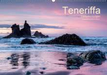 Michael Becker: Teneriffa - Lichtstimmungen (Wandkalender 2020 DIN A2 quer), Diverse