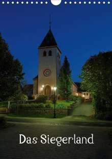 Schneider Foto Alexander Schneider: Das Siegerland (Wandkalender 2020 DIN A4 hoch), Diverse