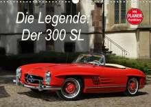 Stefan Bau: Die Legende: 300 SL (Wandkalender 2020 DIN A3 quer), Diverse
