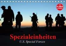 Elisabeth Stanzer: Spezialeinheiten . U.S. Special Forces (Tischkalender 2020 DIN A5 quer), Diverse