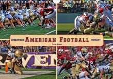 Peter Roder: American Football - athletisch und riskant (Wandkalender 2020 DIN A4 quer), Diverse