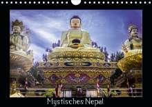 Christian Lama: Mystisches Nepal - Am Fuße des Himalaya (Wandkalender 2020 DIN A4 quer), Diverse