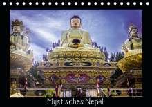 Christian Lama: Mystisches Nepal - Am Fuße des Himalaya (Tischkalender 2020 DIN A5 quer), Diverse