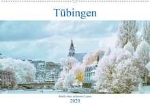 Mark Bangert: Tübingen durch eine infrarote linse (Wandkalender 2020 DIN A2 quer), Diverse