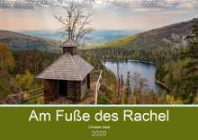 Christian Haidl: Am Fuße des Rachel (Wandkalender 2020 DIN A3 quer), Diverse
