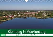 Markus Rein: Sternberg in Mecklenburg - Luftaufnahmen von Markus Rein (Wandkalender 2020 DIN A4 quer), Diverse