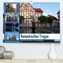 Lutz Klapp: Romantisches Treysa(Premium, hochwertiger DIN A2 Wandkalender 2020, Kunstdruck in Hochglanz), Diverse