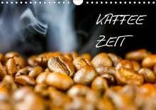 Thomas Jäger: Kaffeezeit (Wandkalender 2021 DIN A4 quer), Kalender