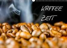 Thomas Jäger: Kaffeezeit (Wandkalender 2021 DIN A3 quer), Kalender