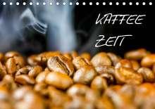 Thomas Jäger: Kaffeezeit (Tischkalender 2021 DIN A5 quer), Kalender