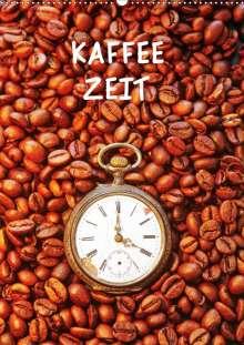Thomas Jäger: Kaffeezeit (Wandkalender 2021 DIN A2 hoch), Kalender
