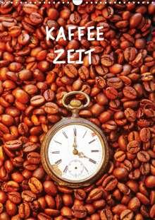 Thomas Jäger: Kaffeezeit (CH-Version) (Wandkalender 2021 DIN A3 hoch), Kalender