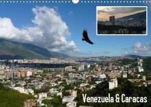 Monika Reiter: Venezuela & Caracas (Wandkalender 2021 DIN A3 quer), Kalender
