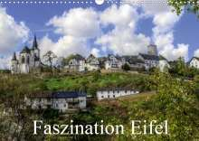 Arno Klatt: Faszination Eifel (Wandkalender 2021 DIN A3 quer), Kalender