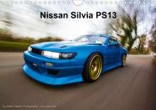 Andre Xander: Nissan Silvia PS13 (Wandkalender 2021 DIN A4 quer), Kalender