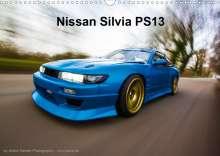 Andre Xander: Nissan Silvia PS13 (Wandkalender 2021 DIN A3 quer), Kalender