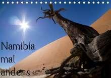 Roland Schmellenkamp: Namibia mal anders (Tischkalender 2021 DIN A5 quer), Kalender