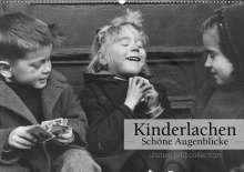 Ullstein Bild Axel Springer Syndication Gmbh: Kinderlachen - Schöne Augenblicke (Wandkalender 2021 DIN A2 quer), Kalender