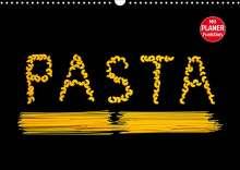 Thomas Jäger: Pasta (Wandkalender 2021 DIN A3 quer), Kalender