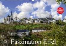 Arno Klatt: Faszination Eifel (Wandkalender 2021 DIN A2 quer), Kalender