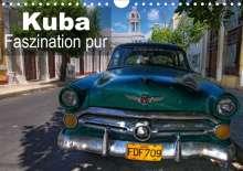 Thomas Münter: Kuba - Faszination pur (Wandkalender 2021 DIN A4 quer), Kalender