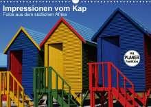 Andreas Werner: Impressionen vom Kap (Wandkalender 2021 DIN A3 quer), Kalender