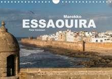 Peter Schickert: Marokko - Essaouira (Wandkalender 2021 DIN A4 quer), Kalender