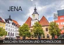 Val Thoermer: Jena - zwischen Tradition und Technologie (Wandkalender 2021 DIN A2 quer), Kalender