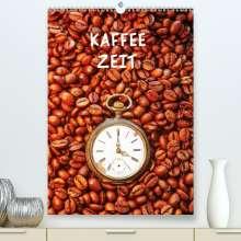 Thomas Jäger: Kaffeezeit (Premium, hochwertiger DIN A2 Wandkalender 2021, Kunstdruck in Hochglanz), Kalender