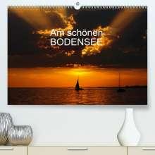 Thomas Jäger: Am schönen Bodensee (Premium, hochwertiger DIN A2 Wandkalender 2021, Kunstdruck in Hochglanz), Kalender